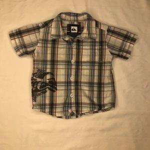 Quiksilver Dress Shirt!